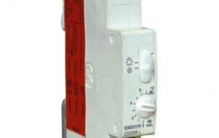 Simple time setting time switch 16A Mini Circuit Breaker