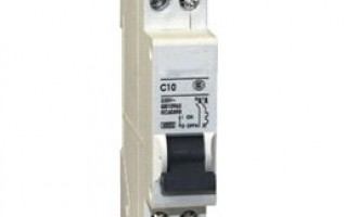 1p+N 230V 40A mcb miniature circuit breaker mcb electrical