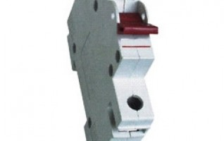 3P 415V 100A Mini circuit breaker