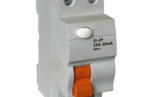 NEW ID 2P 4P rcd 100ma 400V RESIDUAL CURRENT CIRCUIT BREAKER