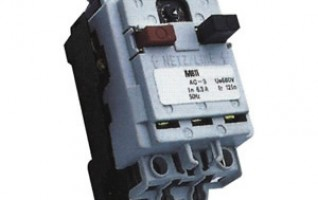 611 series 660V 63A motor protection circuit breaker