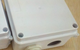 ABS Waterproof Junction box with knock out