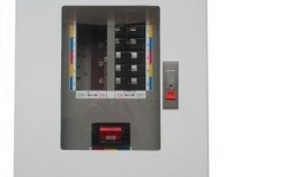 ABTec IP42 Distribution board with window CS/PC