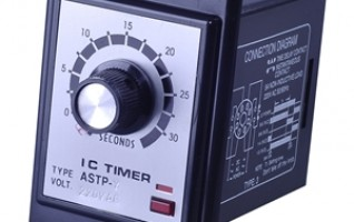 Time Relay Timing Switch Din Rail Mounting Timer