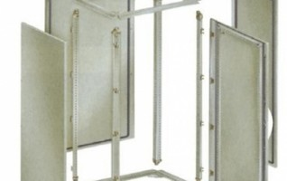 Bolted Enclosure Detachable distribution box