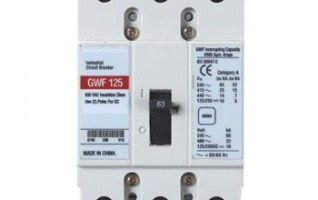 C type 415V 100KA C series 415V 100KA moulded case circuit breaker