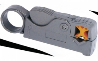 HT-332 Coaxial cable stripper