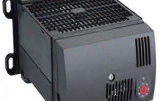CR 130 Compact high-performance fan heater Compact design