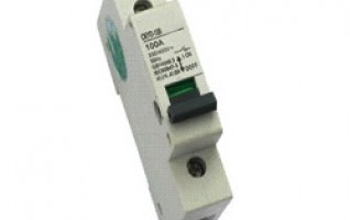 D-100 100A MCB one pole mini circuit breaker