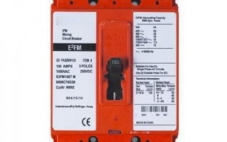 E type C series moulded case circuit breaker
