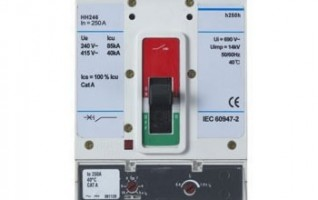 H type G series moulded case circuit breaker
