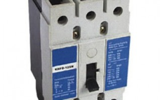 HFD 600V 70 amp circuit breaker moulded case circuit breaker