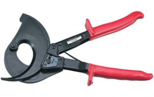 HS-325A HS-520A RATCHET CABLE CUTTER steel wire