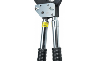 J30 J50 RATCHET CABLE CUTTER