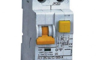 1P 2P 32a rcd RESIDUAL CURRENT CIRCUIT BREAKER