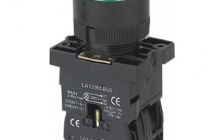 LA139M-EV3361 22mm plastic indicator lamp