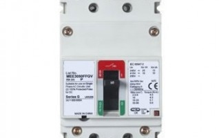 M type 630A G series moulded case circuit breaker electrical breaker types