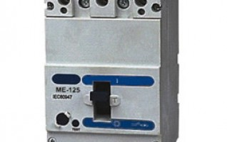 ME 200A moulded case circuit breaker mccb breaker