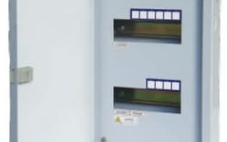 MEA Flush Surface Distribution box Din Rail Type