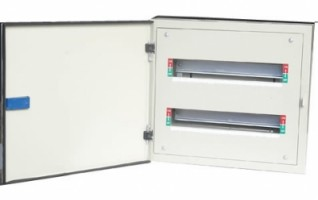 Distribution box Din Rail Type