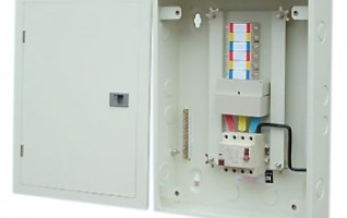 MED-P4T Metal Enclosure Din Rail Type
