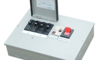 MEP 4-ES Distribution box Plug in Type
