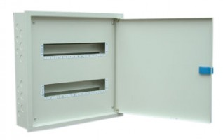 MEB MODULAR ENCLOSURE DIN RAIL TYPE