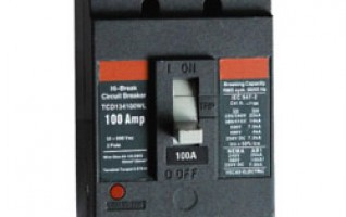 CD EB QD 3P Rated Insulation Voltage 600V MOULDED CASE CIRCUIT BREAKER