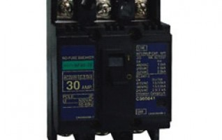 200Amp moulded case circuit breaker