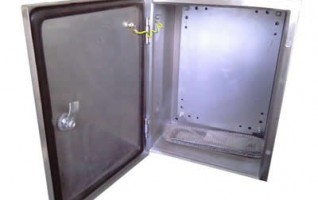 Nema4 metal Enclosure distribution box