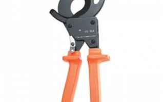 VC-36A RATCHET CABLE CUTTER Φ32mm / 240mm²