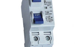 ID 1P+N 3P+N ID RESIDUAL CURRENT CIRCUIT BREAKER