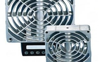 Space-saving fan heater HV 031 HVL 031