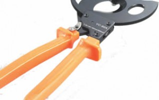 VC-60A RATCHET CABLE CUTTER Φ60mm / 500mm²