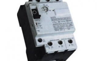 660v motor protection 3P circuit breaker
