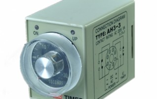 Timer Relay Switch AH3-3