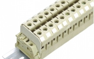 SAK JXB for 35mm din rail Screw Terminal Block
