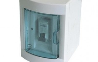 Surface type distribution box Plastic box LGD series