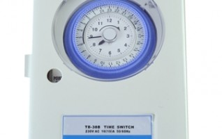 Timer Relay Time Switches TB-38 TB-38B