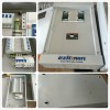 din rail type three phase distribution board