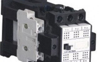 ezitown 3TB-OB Series DC Contactor 3 phase motor