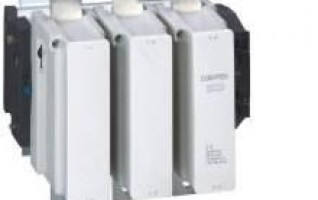 LC1-F series ac contactor