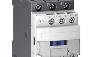 New LC1 telemecanique contactor LC1-D series AC contactor