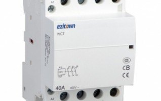WCT 40A AC Home Contactor Mounting
