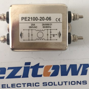 PE 2100 series EMI electrical Filter