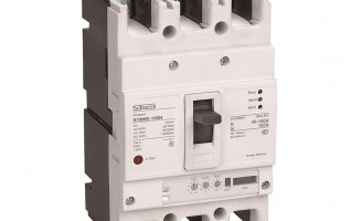 STM6E Series mccb electric Moulded-case of Intelligent Electronic Adiustable Circuit Breaker types