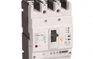 STM6EL Series mccb electric Moulded-case Residual-current Circuit Breaker of Inteligent Electronic Adjustable types