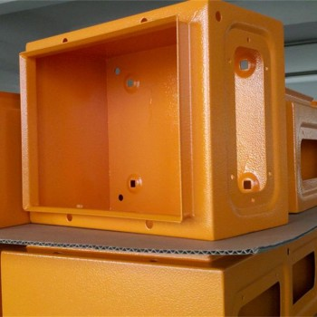 Customized Orange Waterproof Distribution Board.