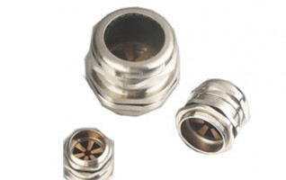 Anti-electromagnetic Metal Cable Gland Magnetic free gland