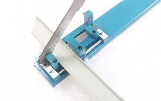 Ezitown  energy saving slotted pvc trunking cutter